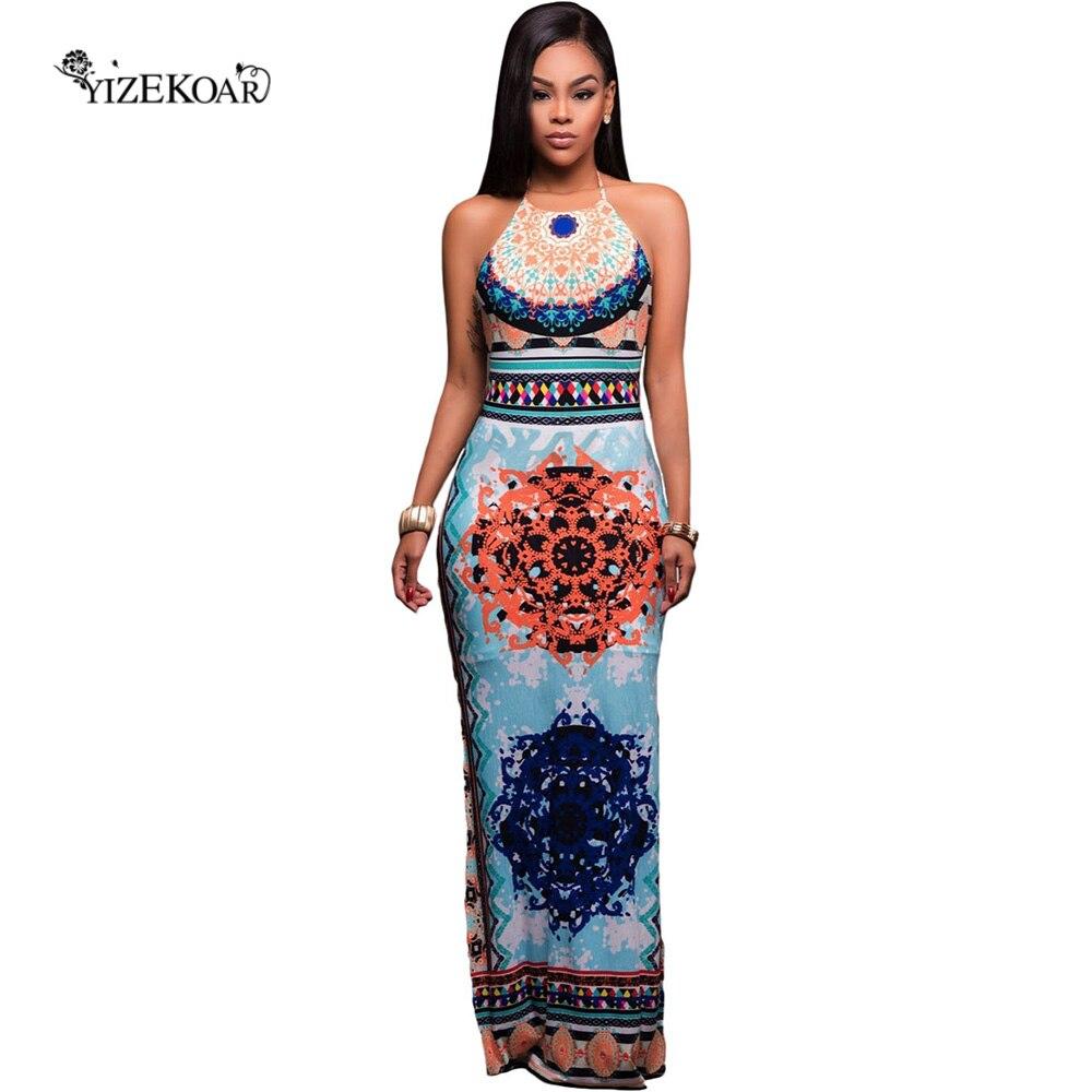 African Maxi Dress Patterns
