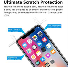 wangcangli 9H ultra-thin tempered glass for iphone6 6S Plus 7 8 screen protector glass for iphone X 10 8 7 6s 5 5s glass цены