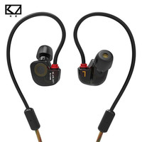 Original KZ ATE S In Ear Earphones HIFI Stereo Sports Earphone Super Bass Noise Canceling Earbuds