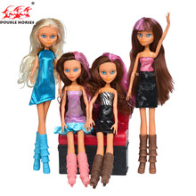 New style Monster Doll 28CM Heigh Quality Monster Draculaura hight Moveable Joint Doll Different Style Fashion