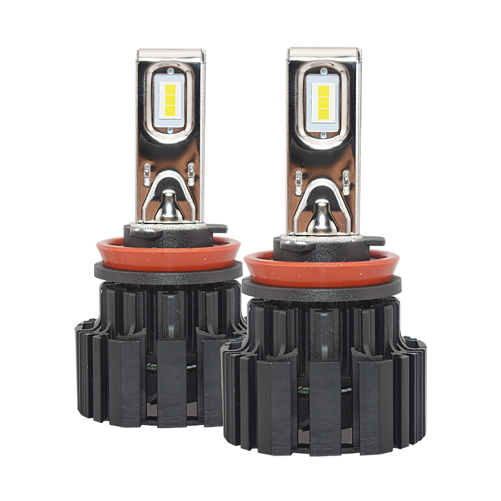 P9 phare ampoule Led 9004 H4 H7 H11 HB3 9006 9012 voiture phares ampoules 6000 K Super lumineux Automobile lampes 100 W 13600lm phare