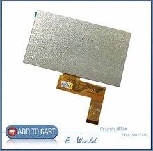 Оригинал 7 дюймов 40pin ЖК-дисплей экран FPC-700J01Z для tablet pc Бесплатная доставка