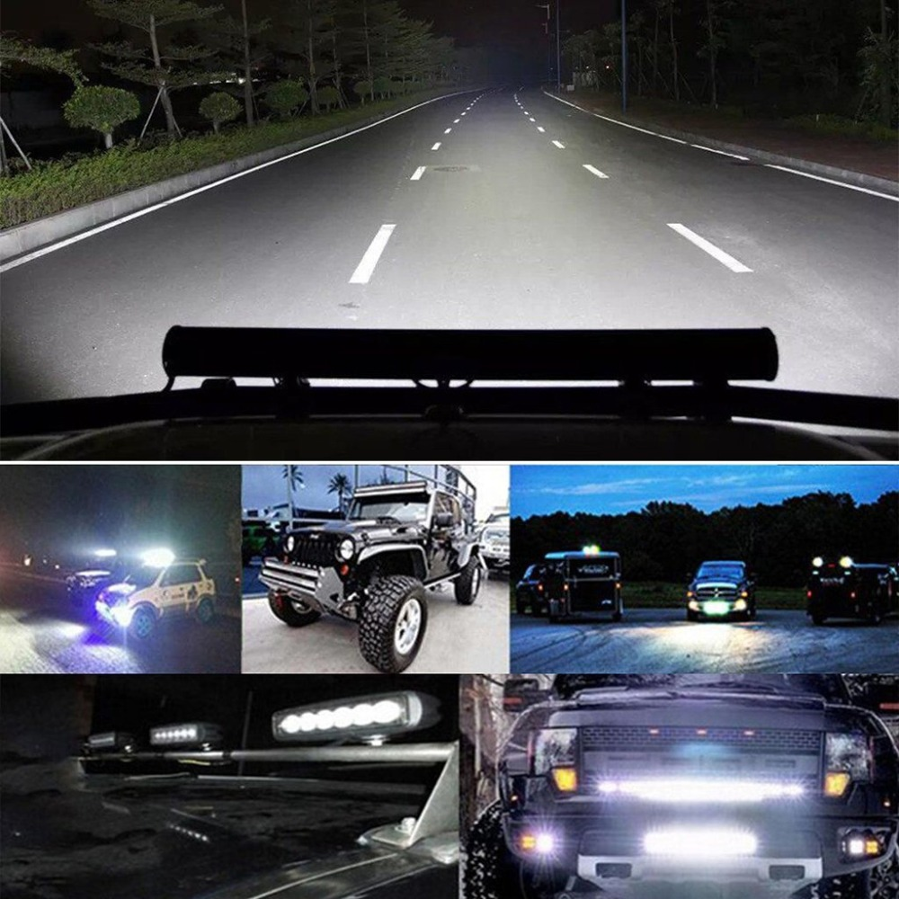 13 Zoll LED Auto Arbeitslicht Bar Tageslicht LED Auto Lampe ...