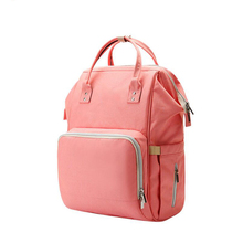 New multi-functional fashion shoulder Mummy bag large capacity maternal and child care kit waterproof