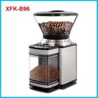 XFK B96 Professional Commercial Household Coffee Grinder High Quality Electric Coffee Machine Advanced Grinding 220V/50 Hz 4.7L