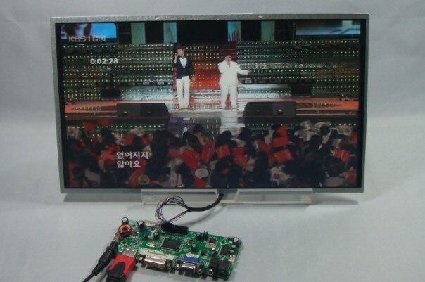 "HDMI плате контроллера + 15.6 ""LTN156AT02/17 LP156WH2 BT156XW02 1366*768 жк-панель"