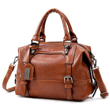 Women Handbags Shoulder Bags Ladies Fashion Crossbody Messenger Bag Top-handle Tote Synthetic Leather Briefcase LT1726 2016 women top handle bags genuine leather handbags fashion women shoulder bag female leather crossbody bag hot messenger bags
