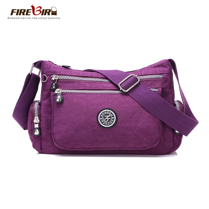 FIREBIRD bolsos women messenger bags waterproof nylon handbag 2016 women Cross body bags Monkey pendant bolsa