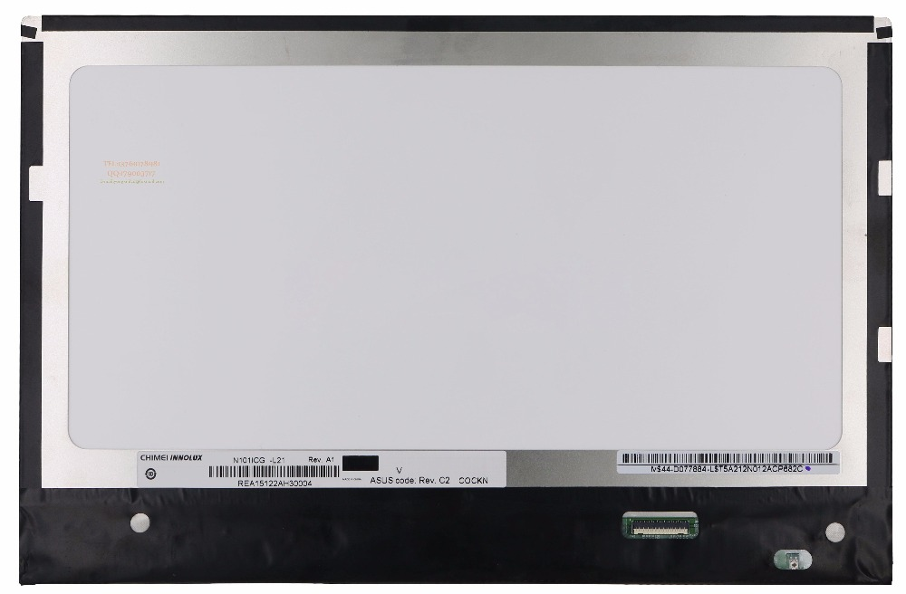 625 Original 10.1'' N101ICG -L21 Rev.A1 LCD Screen For Asus Memo Pad ME301 K001 Display Monitor Screen Matrix Replacement цена