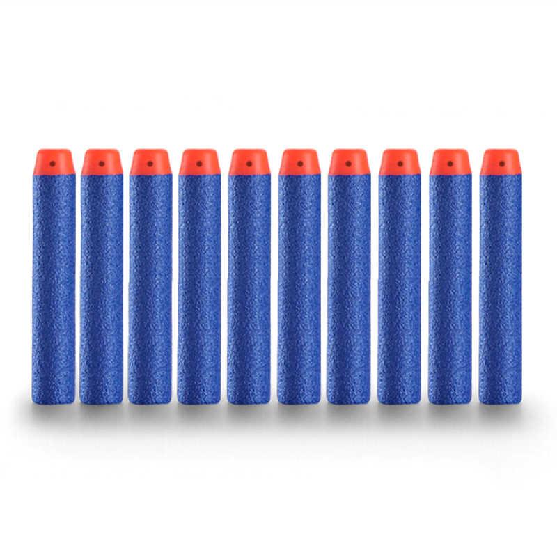 10/50/100/200 STKS Nieuwe 7.2 cm Refill Bullet Darts Blasters Kid Speelgoed