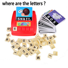 Alphabet Letters and Card Game – Language Learning ABC & English for Toddlers & Kids