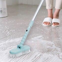 Congis gorąca sprzedaż dom szczotka do czyszczenia długa rączka regulowana podłoga czyste szczotki do szorowania do czyszczenia kuchni w Szczotki do czyszczenia od Dom i ogród na