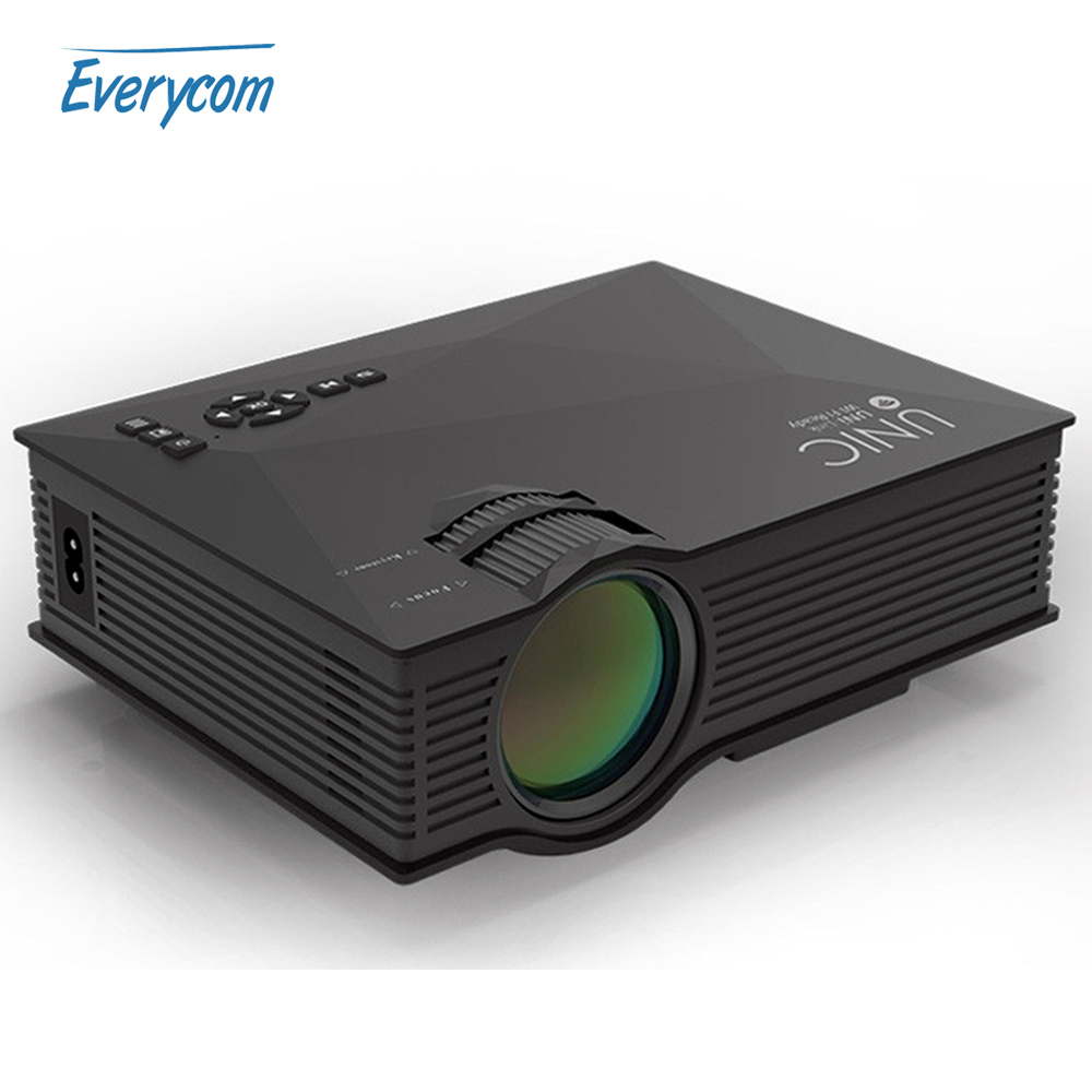 Buy 2016 newest original unic uc46 mini for Portable projector reviews