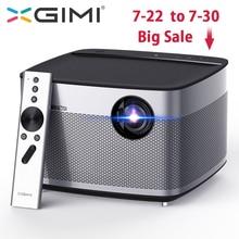 300 дюйма xgimi H1 международная версия Full HD 3D Поддержка 4 К 3 ГБ Оперативная память Android Bluetooth мини домашний кинотеатр DLP проектор