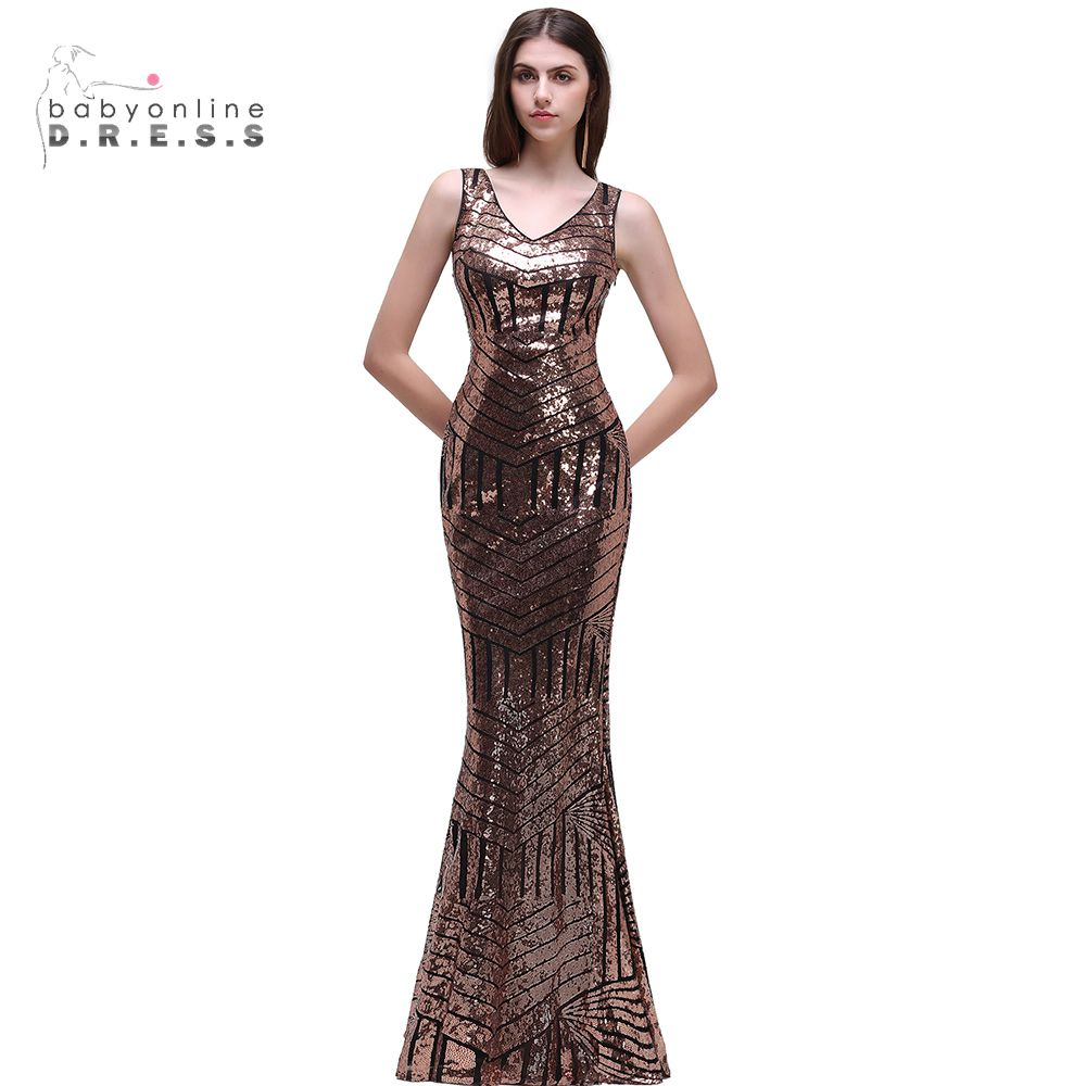 Online Get Cheap Evening Dress Sequins -Aliexpress.com | Alibaba Group