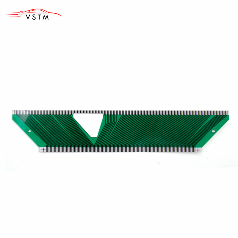Ribbon Cable 1pcs For SAAB SID1 SID 1 9-3 9-5 Flat LCD Connector Dead Pixel Repair Instrument Cluster