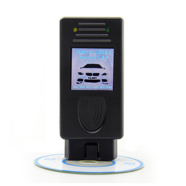 HOT! for BMW Scanner 1.4.0 Version OBD2 Code Reader 1.4 OBD Diagnsotic Tool fast free shipping