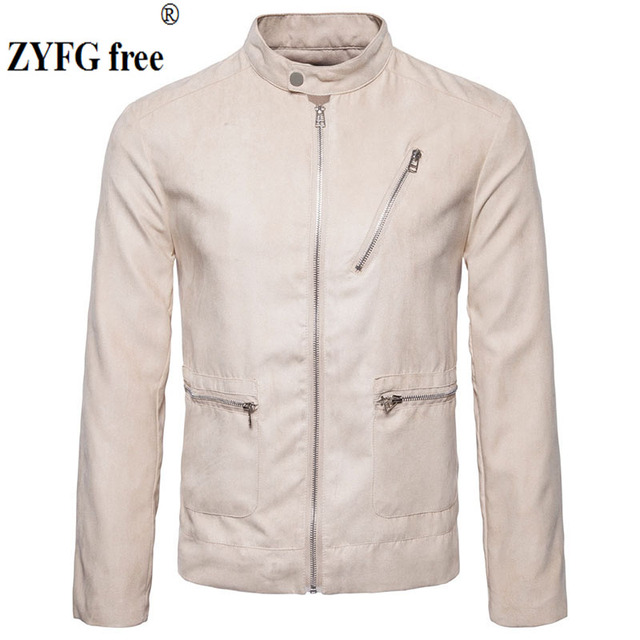 a57c9ee2c New style Winter Men s casual Jacket Jacket Zipper decoration mens ...