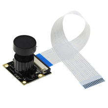 Raspberry Pi 3 Camera Focal Adjustable Night Vision 5 Megapixel Camera Module Support Raspberry Pi 2/3 Model B