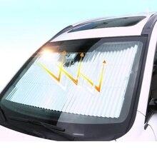 1 pcs Car Sun Shades para Brisa Brisa Do Carro Cortina Retrátil com Proteção UV Toldos Estilo Do Carro Tampa Do Carro