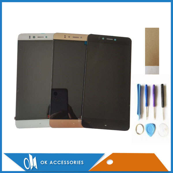 Black White Gold Gray Color For Prestigio Muze A7 PSP7530 Duo PSP 7530Duo PAP7530 LCD Display+Touch Screen Digitizer Tools Tape