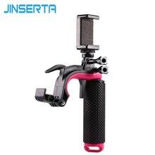 JINSERTA Sport Camera Accessories Handle Grip Shutter Trigger Diving Floating Pole Buoyancy Selfie Stick for Gopro SJCAM xiaoyi