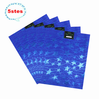 Free Express transportation african SEGO HEADTIE Nigerian Gele headtie 5sets/lot used for party  ROYAL BLUE SL-1555