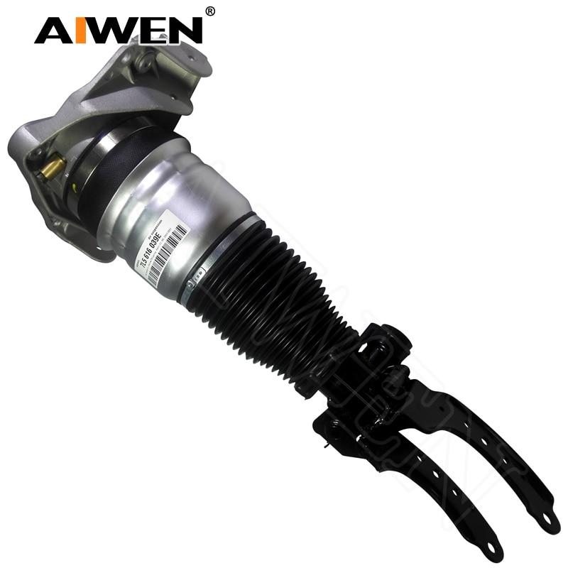 Q7 4L VW Touareg 7LA 7L6 7L7 Cayenne 955 Front Left Air Suspension Shock Absorber Systems Air Strut Assembly 7L5616039E