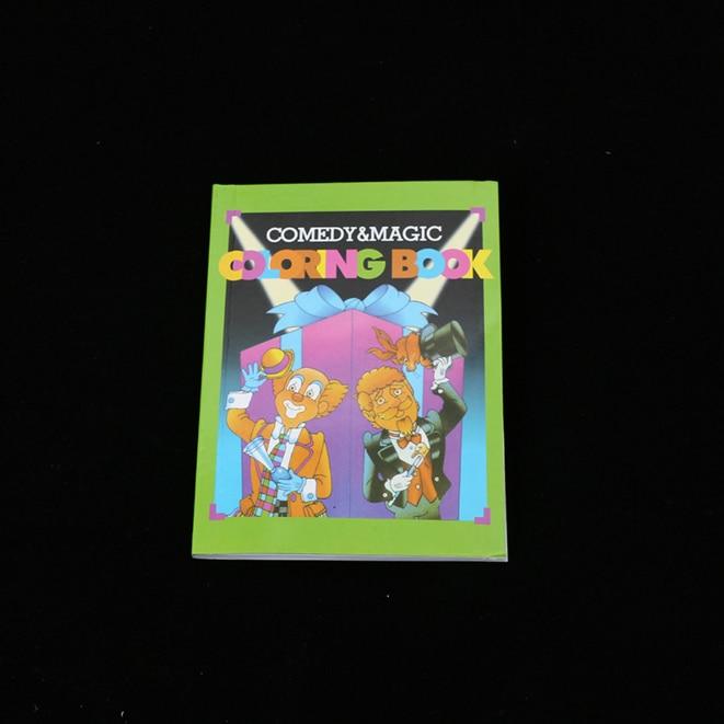 1 Pcs Creative Boek Geen Woord Boek Tonen Rekwisieten Close-up Trucs Classic Toys