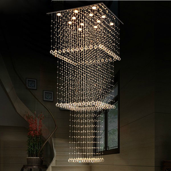 Popular Long Chandelier-Buy Cheap Long Chandelier lots ...