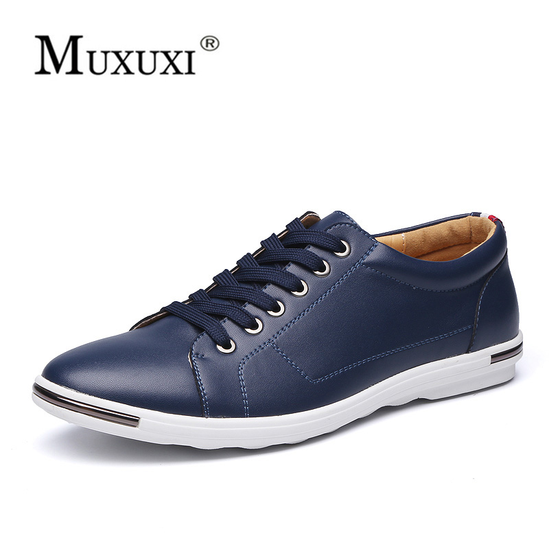 New Popular Style Men Casual Shoes Lace Up Men Flats Shoes Microfiber Comfortable Hombres Zapatos Slip On Free Shipping big size new 2016 genuine leather men shoes handmade oxford shoes for men flats slip on men casual shoes free shipping