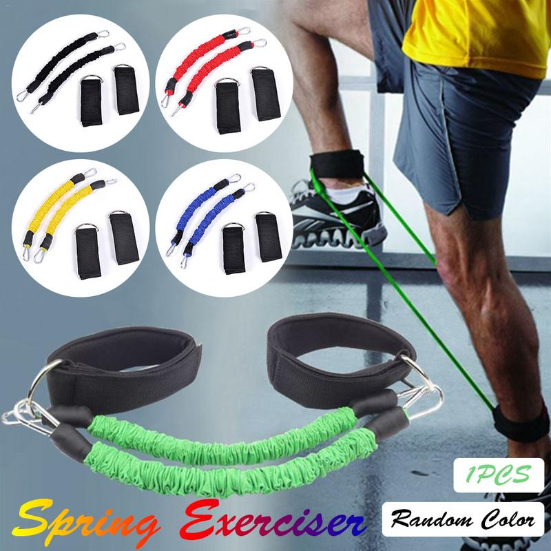 Speed And Agility Training Leg Resistance Bands For All Sports Fitness Muscle Strength Spring Exerciser