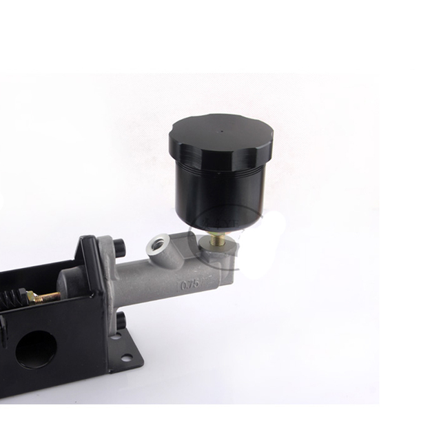 Black Hydraulic Drift Handbrake Oil Tank for Hand Brake Fluid Reservoir E-Break