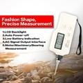 GM63A Vibrometro Misuratore di vibrador Digitale di Vibrazione Metri Dispositivo Misura Analyzer Palmare Tester Analyzer Manometro di Alta Precisione