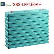 4 шт. gbs 3.2V160AH LIFEPO4 Батарея для электрического автомобиля/Солнечная/ups/хранения энергии и т. д. GBS-LFP160AH