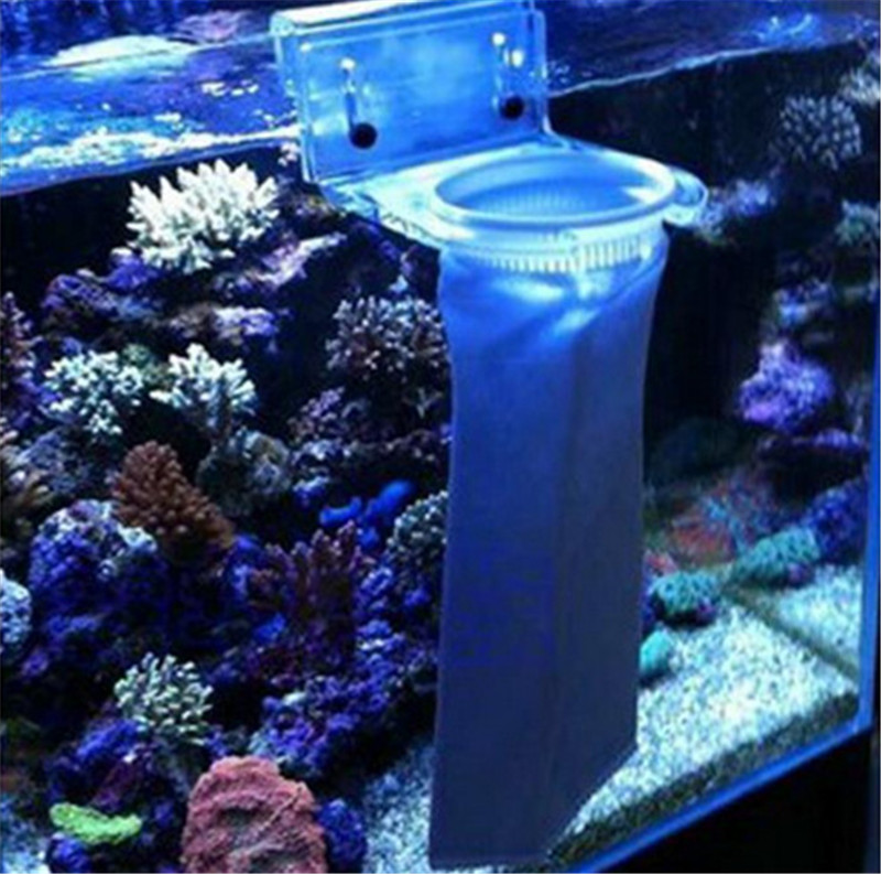 150 Um Micron Aquarium Pre Fish Fish Tank Filter Sock