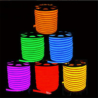 High Quality LED Flex Neon Rope Light Waterproof IP68 80led M F5 Led Neon Flexible Strip