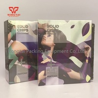 GP1606N PANTONE Color Guide Solid Chip Coated Uncoated Tear Off Type