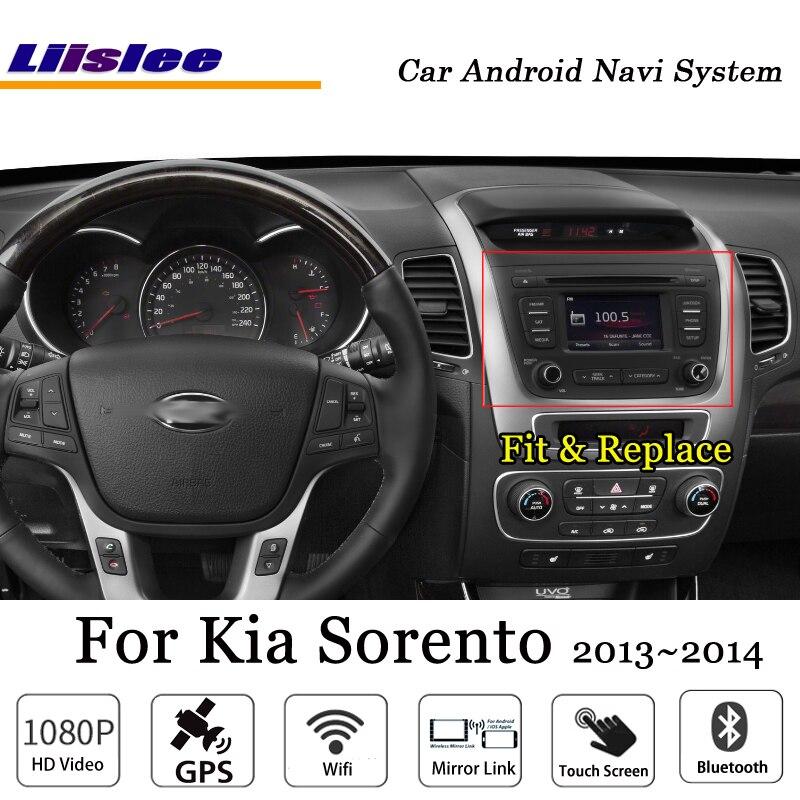For Kia Sorento 2013~2014 low-end model-4