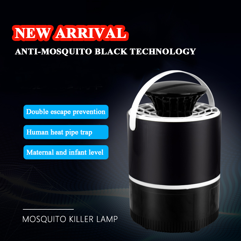 mosquito killer light/Lamps led USB anti fly electric mosquito lamp home LED bug zapper mosquito killer insect trap lamp