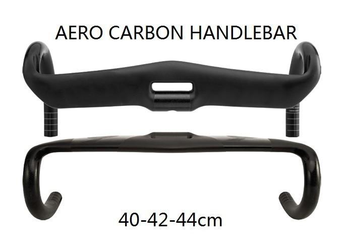 2015 Newest Aero Road bicycle racing UD carbon fibre handlebar internal carbon bike handlebar 31.8*400 420 440mm Free Shipping 2016 newest road bike t800 matt ud full
