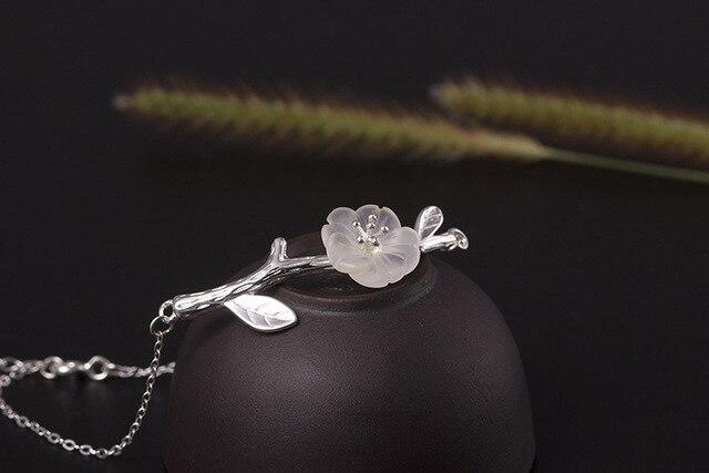 Женские браслеты шармы из стерлингового серебра 925 пробы с