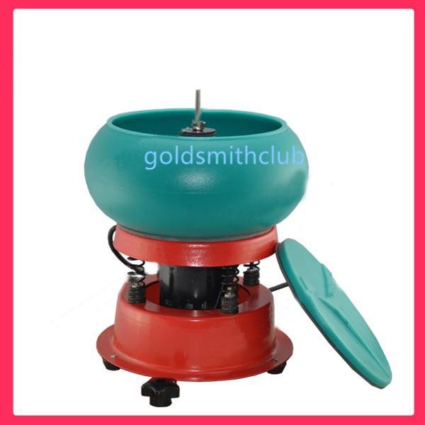 Jewelry equipment Vibrating Tumbler Tumbling Polishing machine Hot Sale Jewellery Polisher