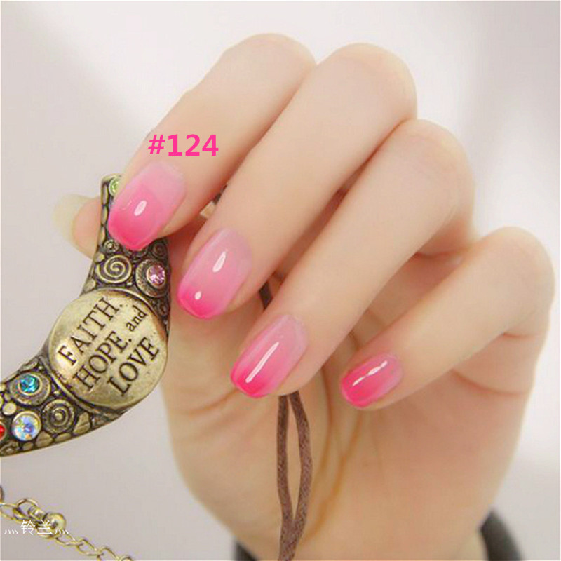 Y&S Temperature Change Color UV Gel Nail Polish Soak Off LED Nail ...