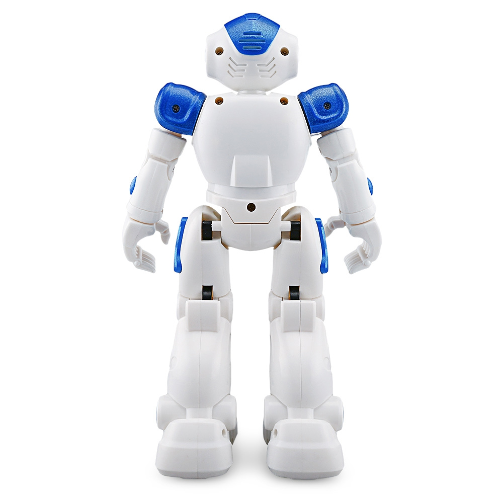Original JJRC R2 RC Robots IR Gesture Control Robot CADY WIDA Intelligent RC Robot Toy Movement Programming Kids Toys Gifts  (1)