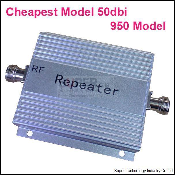 Mais barato modelo de trabalho metros max.500square 55dbi ganho GSM 900 Mhz mobile phone signal booster e repetidor GSM repetidor do impulsionador