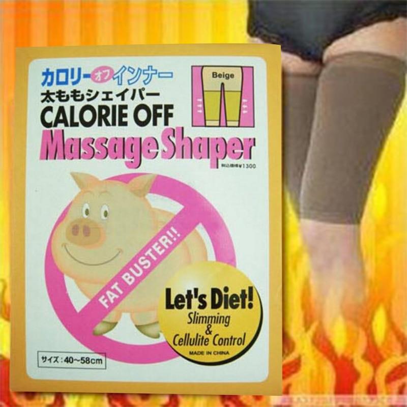 Girl Slimming Leg trainer Slimming Belt body shaper body Thigh slimming band Lose font b Weight