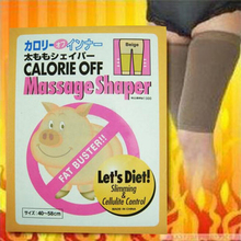 Girl Slimming Leg trainer Slimming Belt body shaper body Thigh slimming band Lose font b Weight