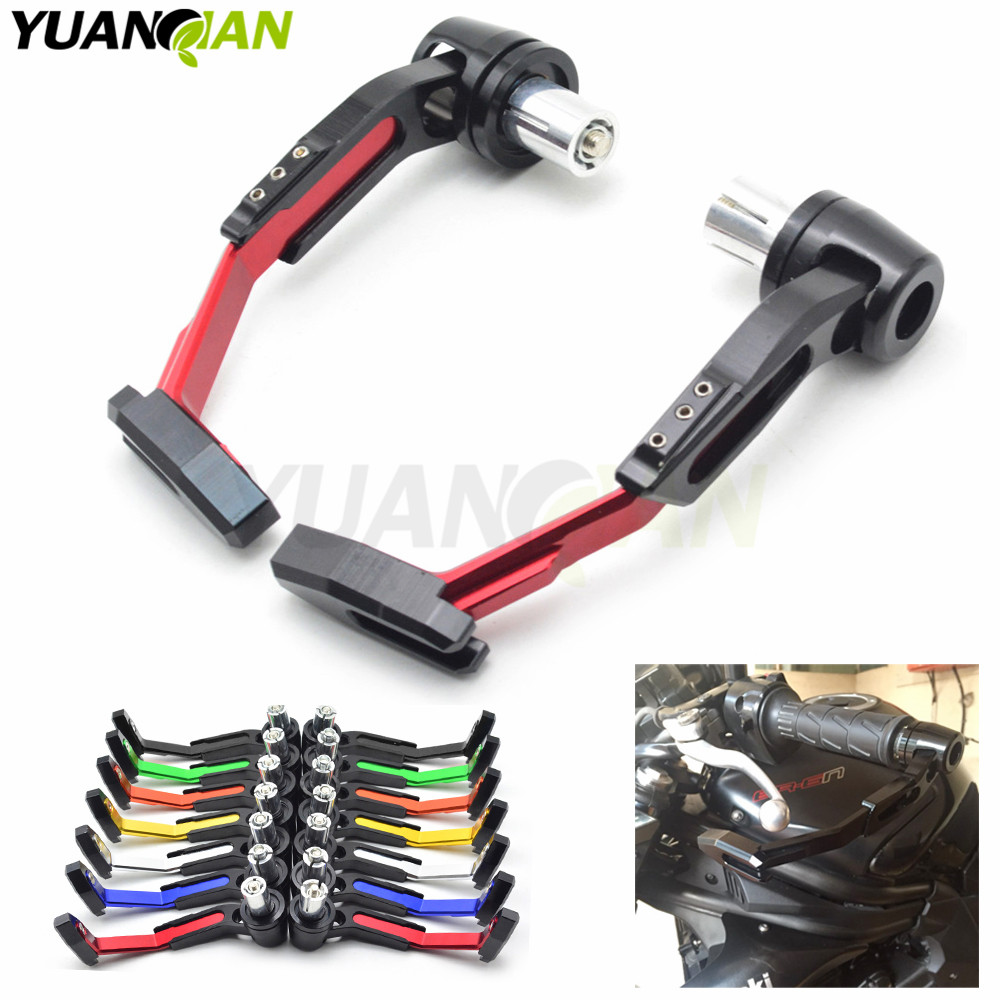 22mm new ctyle 7/8Motorcycle Brake Clutch Lever Protection Guard for BMW yamaha tmax500 530 Kawasaki z800 z1000 ktm 250 ducati universal motorcycle brake fluid reservoir clutch tank oil fluid cup for mt 09 grips yamaha fz1 kawasaki z1000 honda steed bone