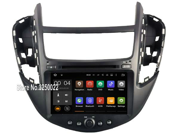 Android 7 1 font b Car b font Dvd Navi Player FOR CHEVROLET TRAX 2013 audio